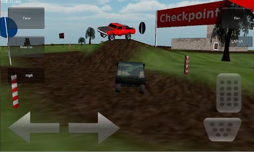3D Demolition Race - Imagem 1 do software