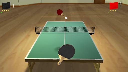 JPingPong Table Tennis Free - Imagem 1 do software