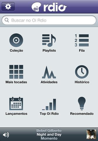 Oi Rdio - Imagem 1 do software