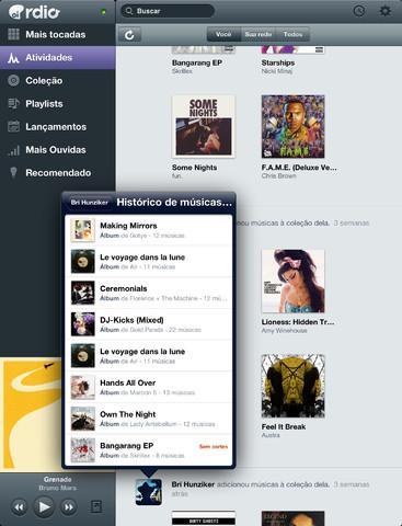 Oi Rdio - Imagem 3 do software