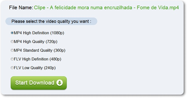 WonTube Free YouTube to MP3/MP4/FLV para Safari - Imagem 2 do software