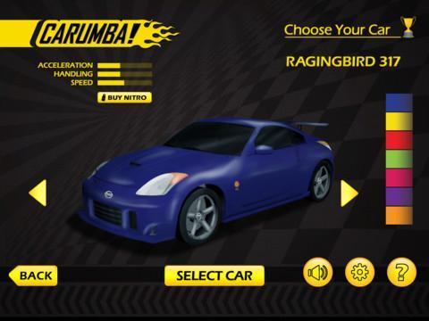 Carumba! The Ultimate Car Race - Imagem 1 do software