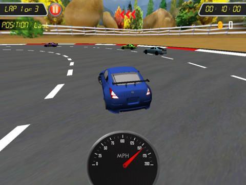 Carumba! The Ultimate Car Race - Imagem 2 do software