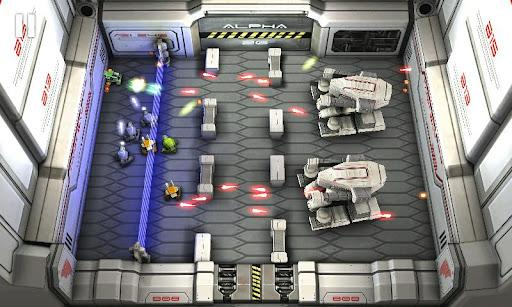 Tank Hero: Laser Wars - Imagem 1 do software