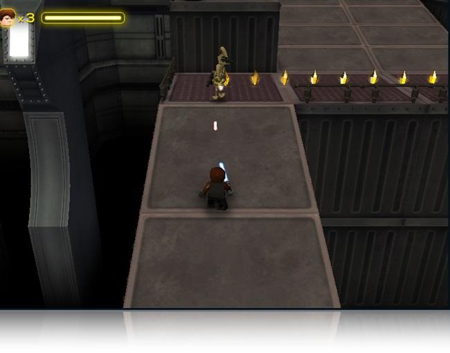 LEGO Star Wars: Quest for R2-D2 - Imagem 3 do software