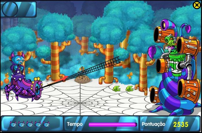 Nanoland - Imagem 2 do software