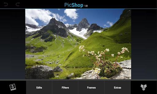 PicShop - Photo Editor - Imagem 1 do software