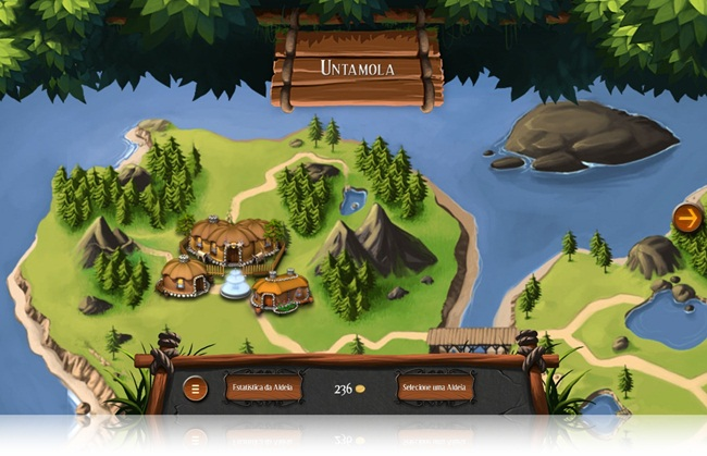 Heroes of Kalevala Deluxe - Imagem 2 do software