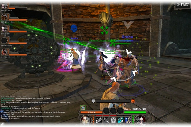 Warhammer Online: Wrath of Heroes - Imagem 3 do software