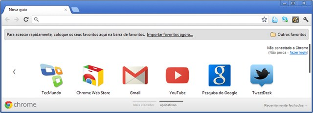 Tecmundo para Chrome