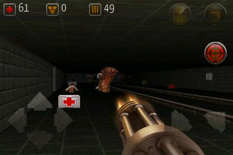 Gloomy Dungeons 3D free demo - Imagem 1 do software