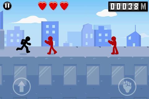 Stick Fighter - Imagem 1 do software