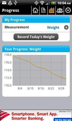 Calorie Counter - MyFitnessPal - Imagem 3 do software
