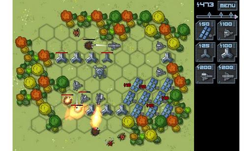 Aliens Defense Free - Imagem 1 do software