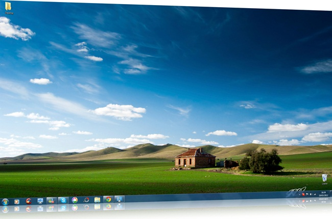 Australian Landscapes theme - Imagem 1 do software