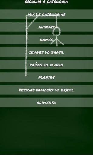 Jogo da forca (Brasileiro) - Imagem 2 do software