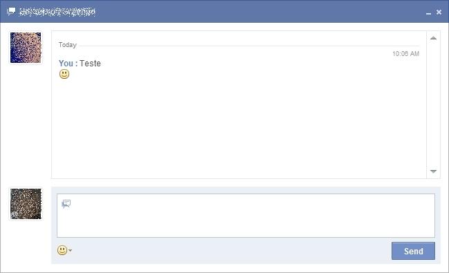 Facebook Chat IM - Imagem 1 do software