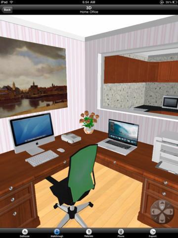 Home 3D for iPad - Imagem 1 do software