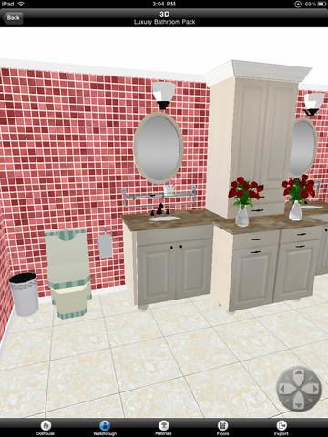 Home 3D for iPad - Imagem 2 do software