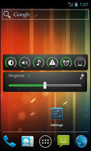 Slider Widget - Imagem 2 do software