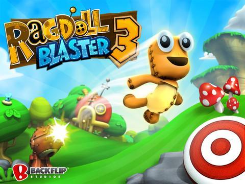 Ragdoll Blaster 3 HD - Imagem 1 do software
