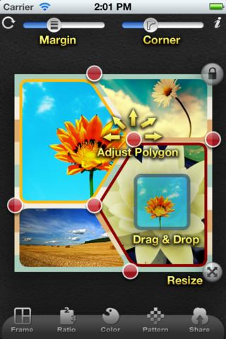 PolyFrame - Imagem 1 do software