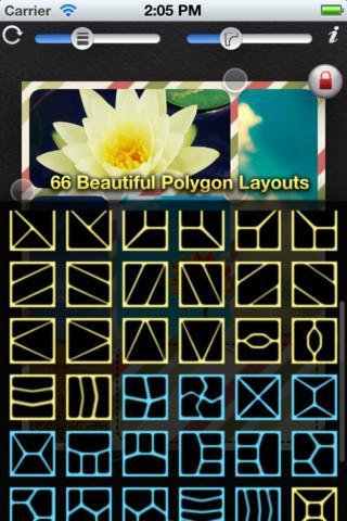 PolyFrame - Imagem 2 do software