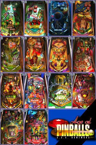 Age of Pinballs - Imagem 4 do software