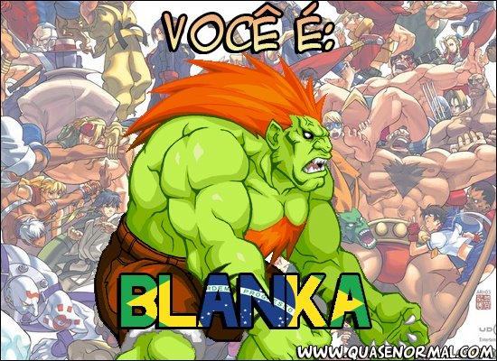Qual personagem de Street Fighter você é? - Imagem 1 do software
