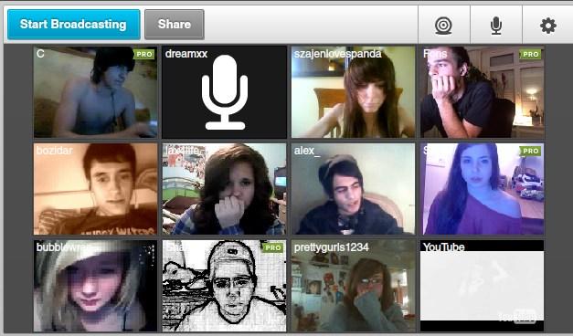 chats con web cam