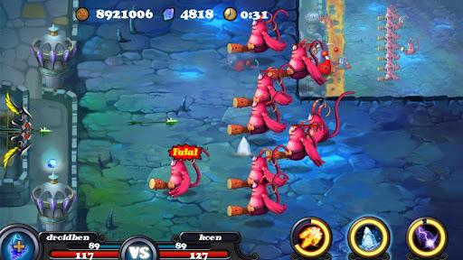Defender II - Imagem 2 do software