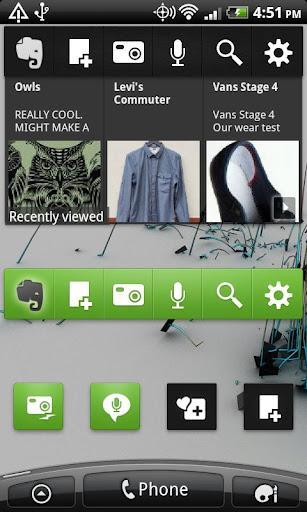 Evernote Widget - Imagem 1 do software