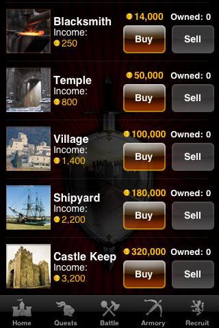 Kingdoms Live - Imagem 3 do software