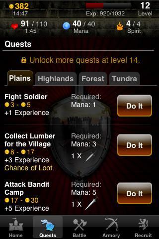 Kingdoms Live - Imagem 4 do software