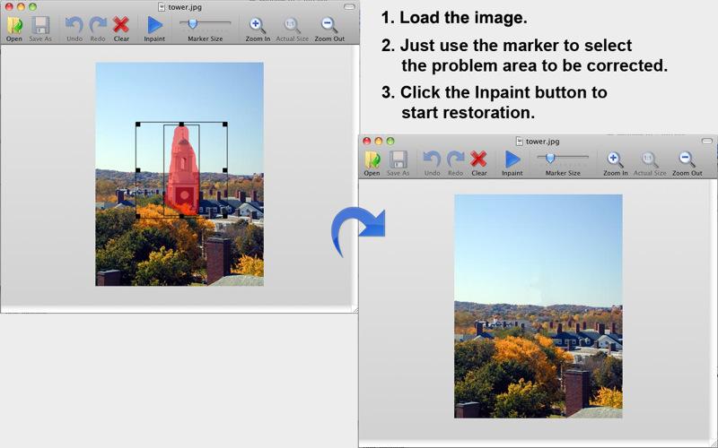 Inpaint - Imagem 1 do software