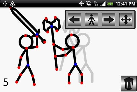 Stick Fighter Animator - Imagem 1 do software