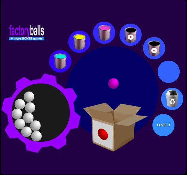 Factory Balls.