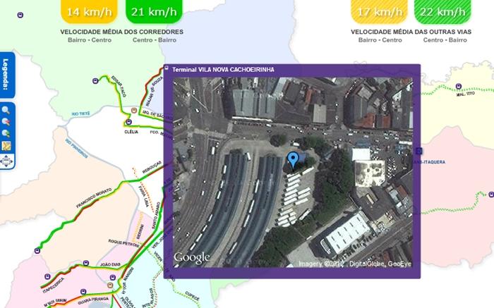 Olho Vivo - Imagem 2 do software