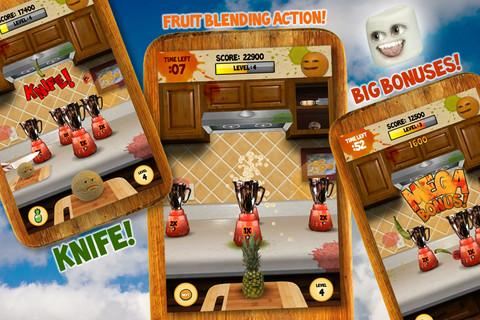 Annoying Orange: Kitchen Carnage Lite - Imagem 1 do software