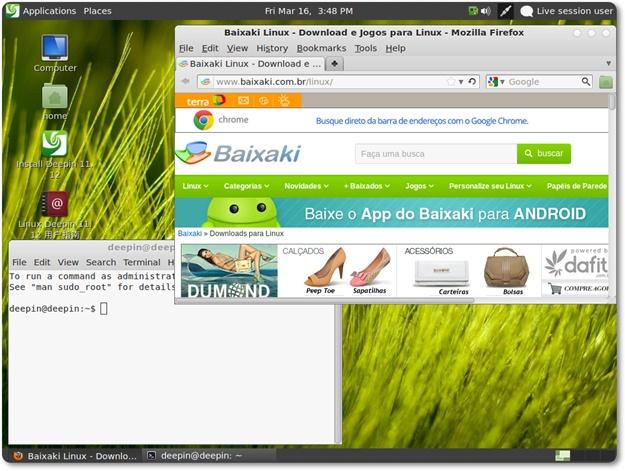 Linux Deepin - Imagem 2 do software