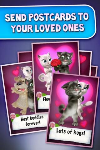 Tom`s Love Letters - Imagem 2 do software