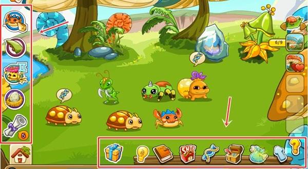 Plinga Monster Planet - Imagem 1 do software