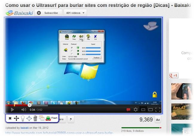 MediaPlus para Opera - Imagem 1 do software