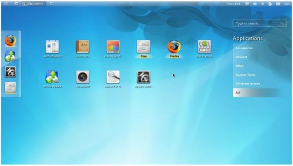 Softwares cobrem o essencial do sistema