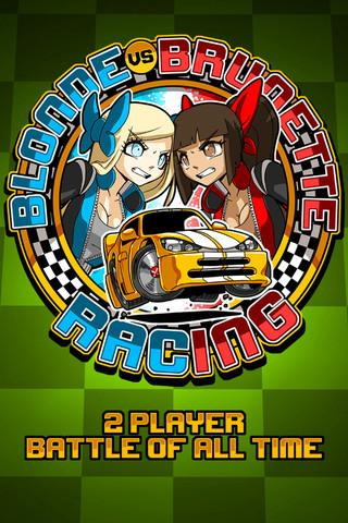 Blonde vs Brunette Racing - Imagem 1 do software