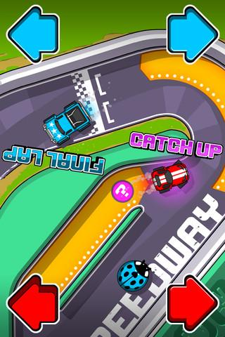 Blonde vs Brunette Racing - Imagem 2 do software