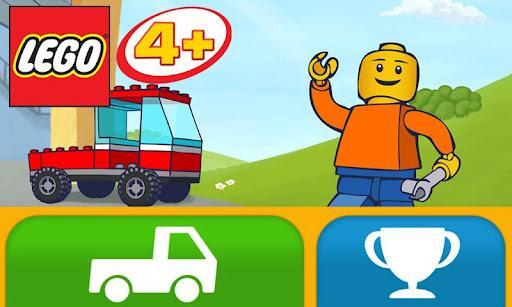 LEGO App4+ - Imagem 1 do software