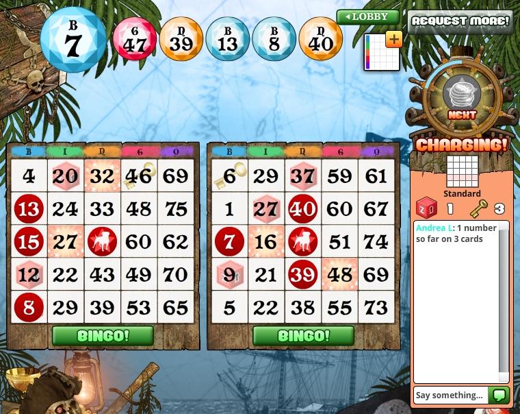 Zynga Bingo -2