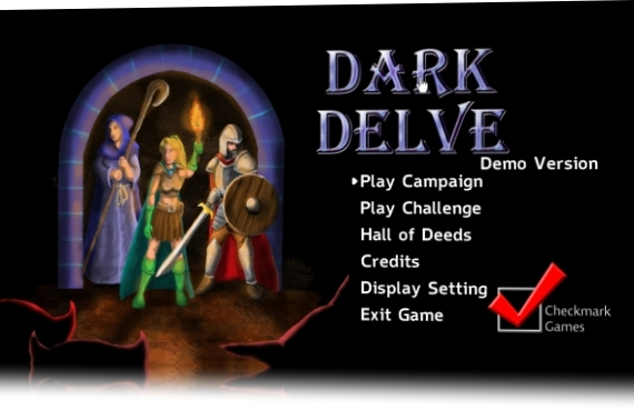 Dark Delve - Imagem 1 do software