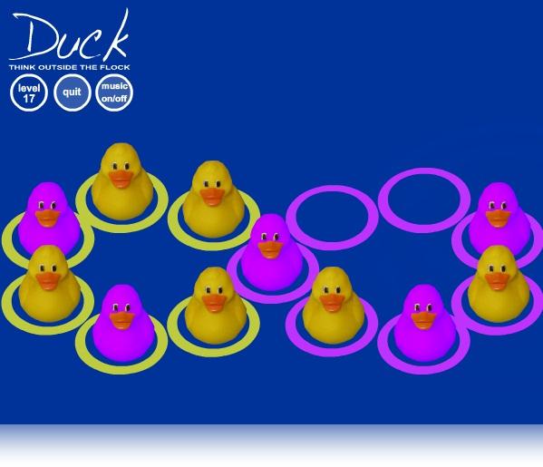 Duck, think outside the flock - Imagem 1 do software